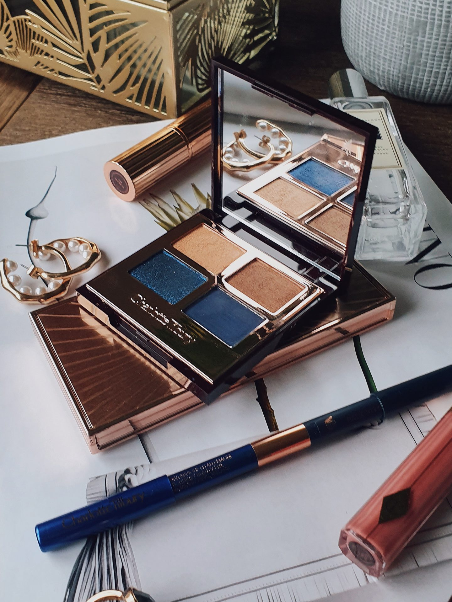eye colour magic collection charlotte tilbury super blue