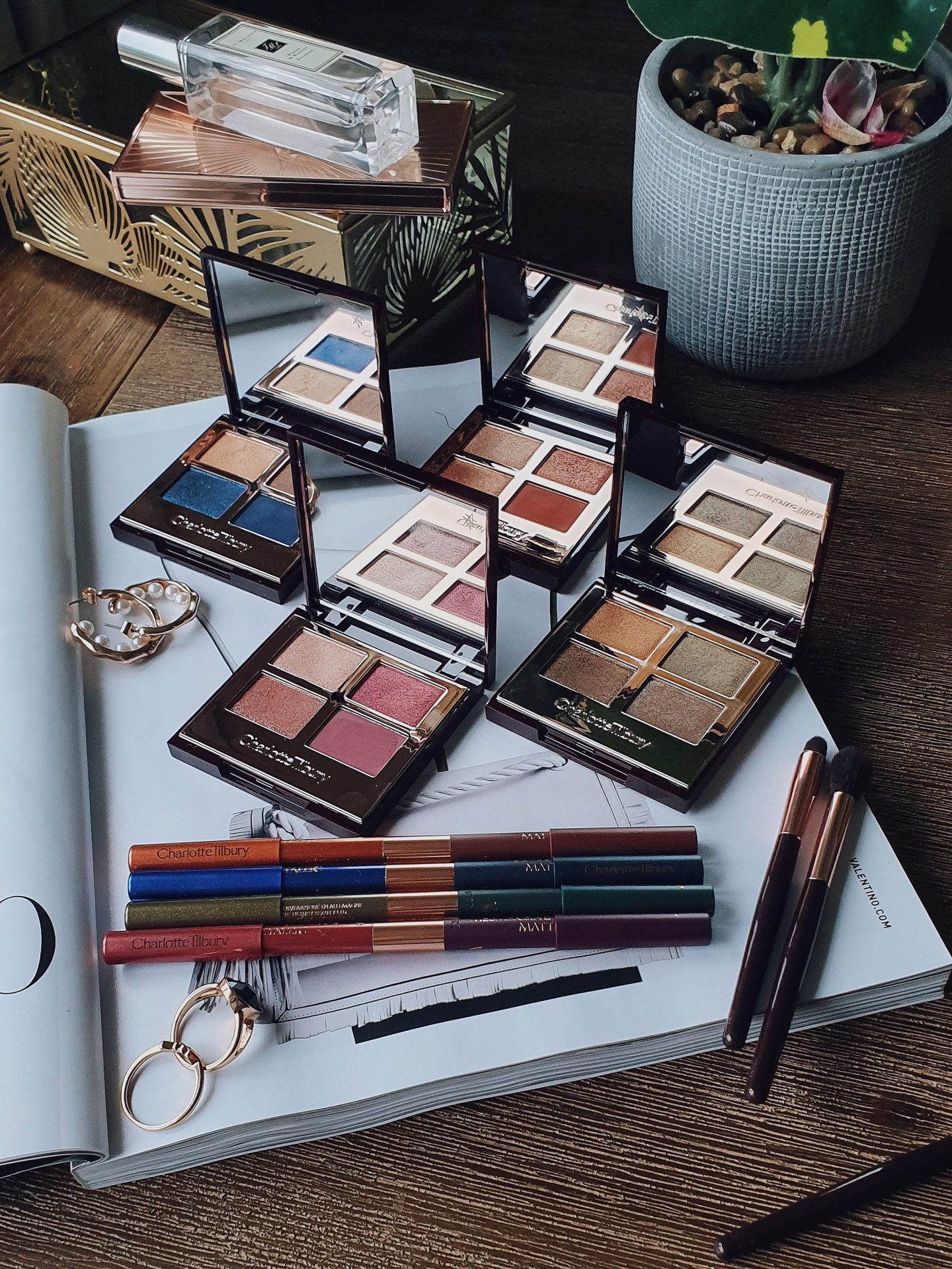eye colour magic collection