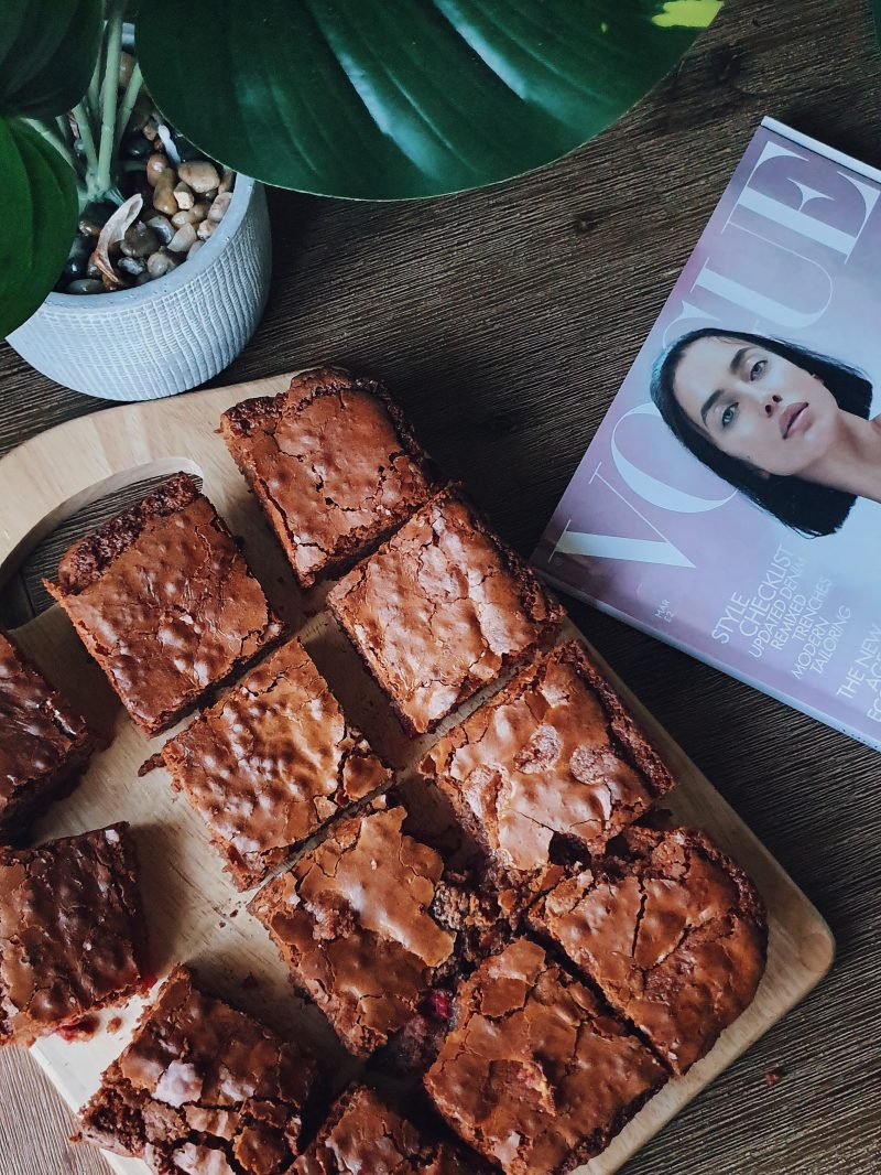 Easy Brownie Recipe + Covid-19 Social Distancing