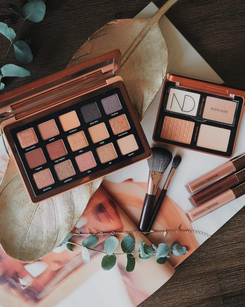 Natasha Denona Bronze Palette Collection