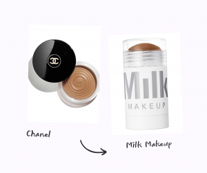 chanel tan de soleil dupe dupes for iconic high end products